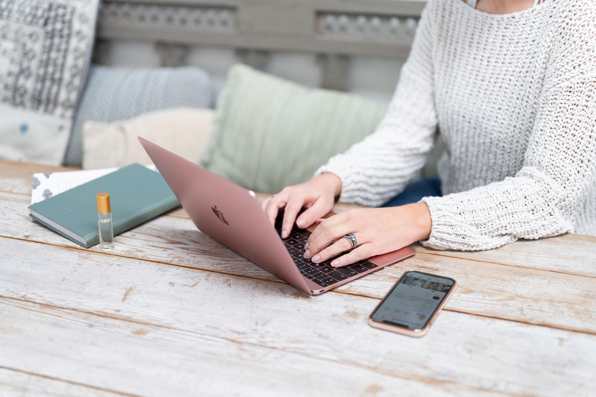 Hoe online trainingen mijn leven en bedrijf hebben getransformeerd